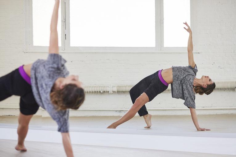 Domyos AH17 Danse moderne // Photographe : Gregory Chris // Manequin : Constance Byrtus
