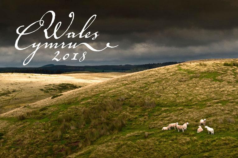 Calendar Wales 2018