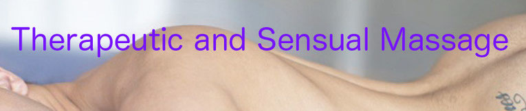 therapeutic and sensual massage for gay men