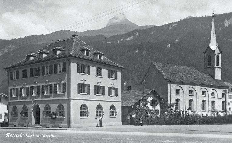 Bild aus dem Jahre 1925