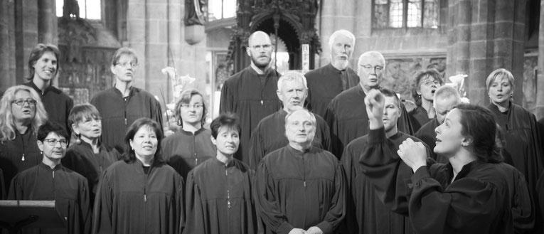 Bekki Deckart, Nürnberger Gospelchor