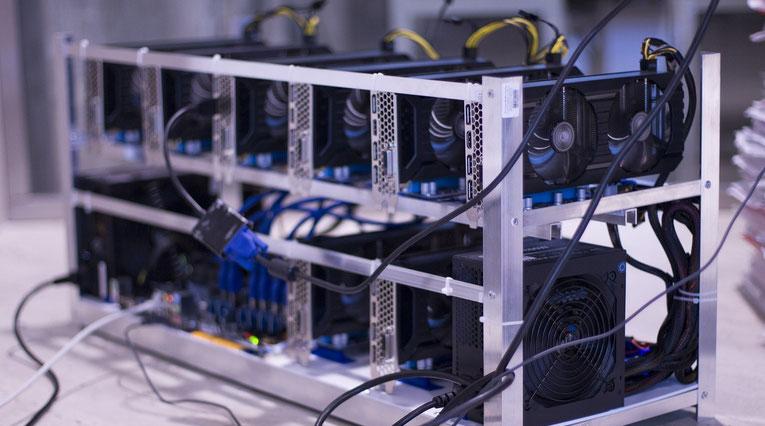 Coin mining hardware