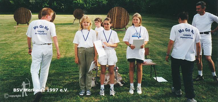 6. Leipziger Pokalturnier 04.06.2000 - BSV Merkwitz 1997 e.V.