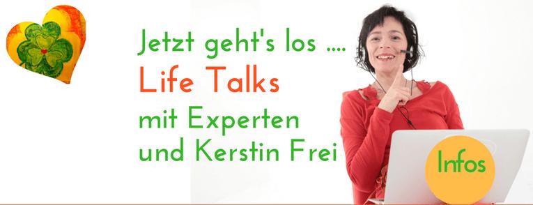 Video Interviews Online Marketing Gratis Angebot Lebenskunst in der Lebensmitte 50Plus Ü50