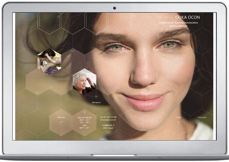 Frauenarzt Website - Sir Prise and Lady Buy | Werbeagentur