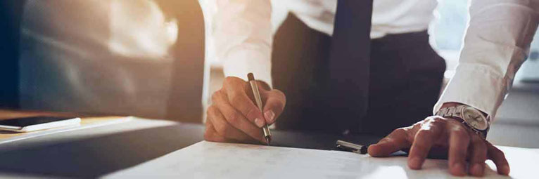 Unterschrift der Kündigung. Hierauf müssen Sie achten. Rechtsanwalt für Arbeitsrecht in Rastatt und Bühl