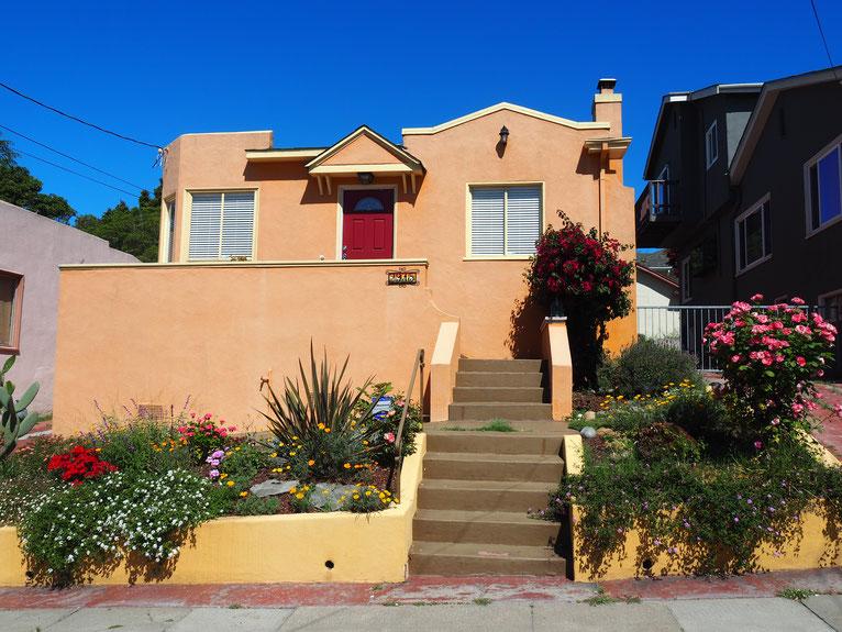 """Unser"" Haus in Oakland"