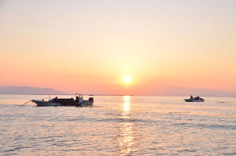 震災後、3年間の協業を経て。アイザワ水産再始動。