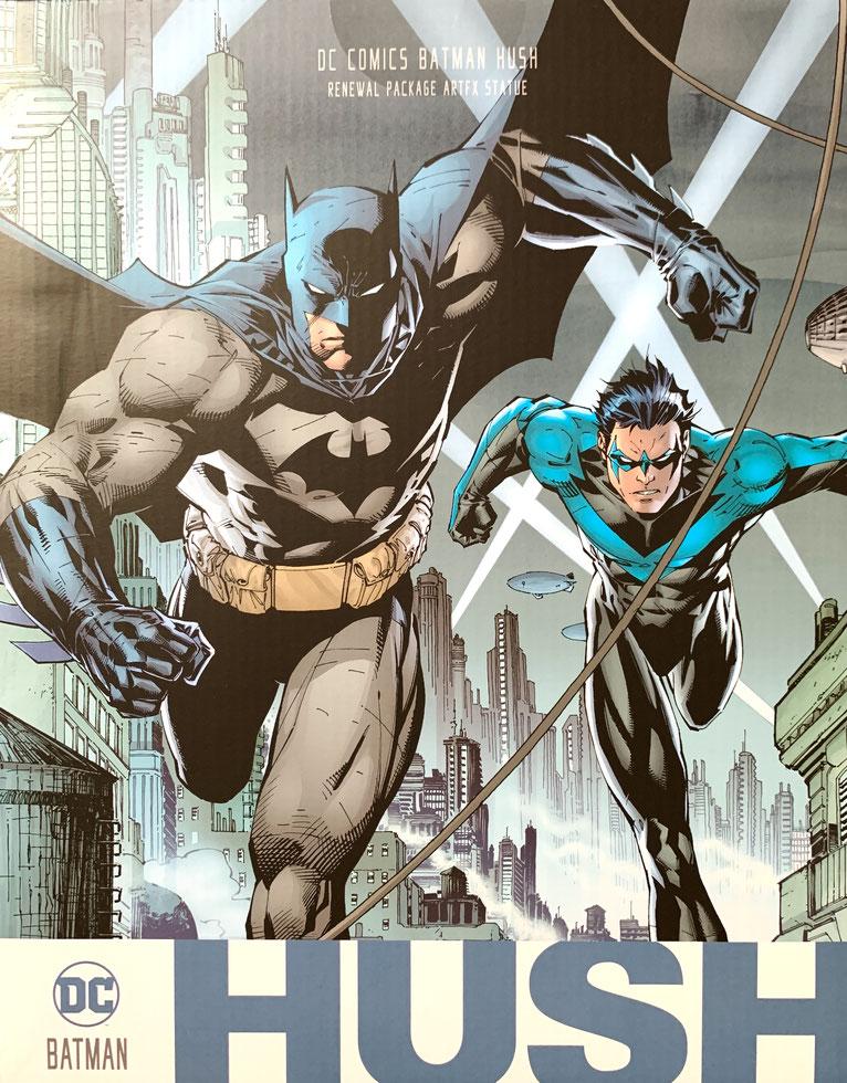 Batman Hush 1/6 DC Comics ARTFX Statue 28cm Kotobukiya