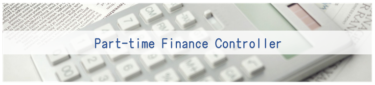 Part-time Finance Controller