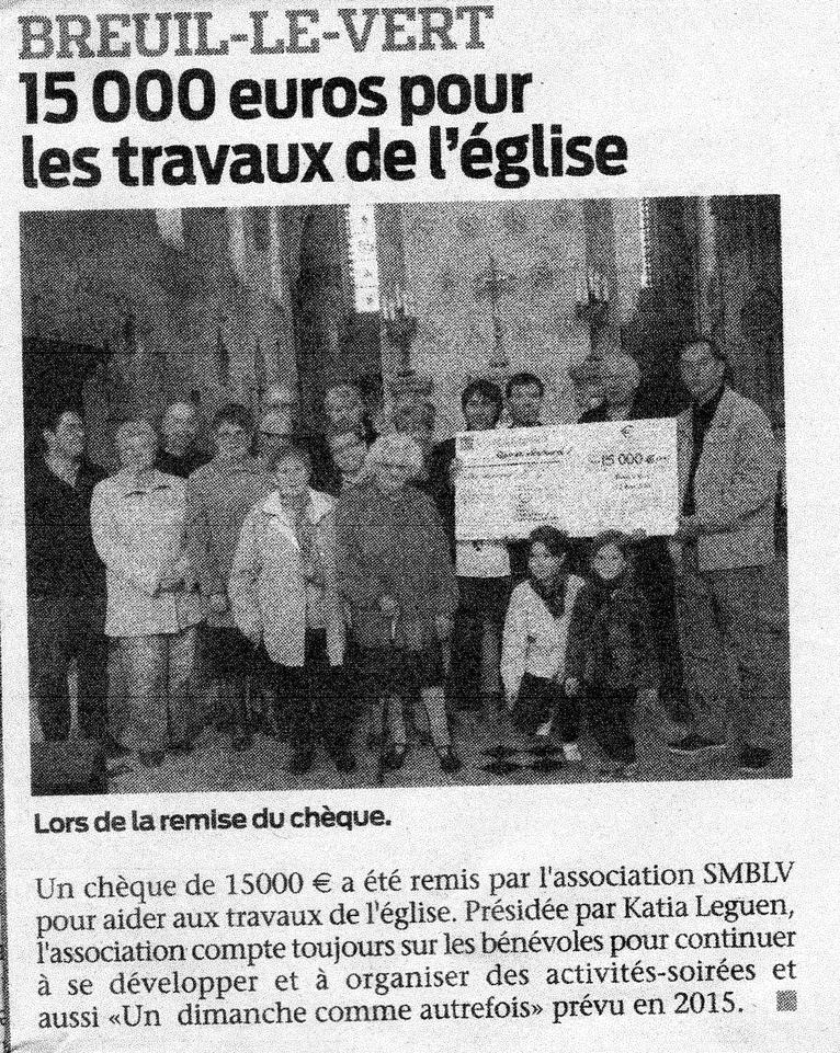 23 avril 2014 - Journal le Bonhomme Picard