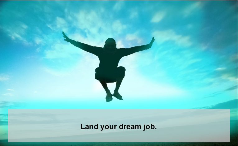 Land your dream job and get a perfect job application from WAMATI.