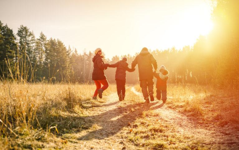 Ein selbstbestimmtes Leben in Verbundenheit - Dein Weg beginnt hier