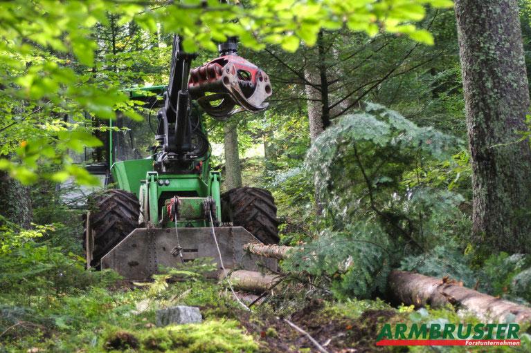 NFB NF120 Forstunternehmen Armbruster