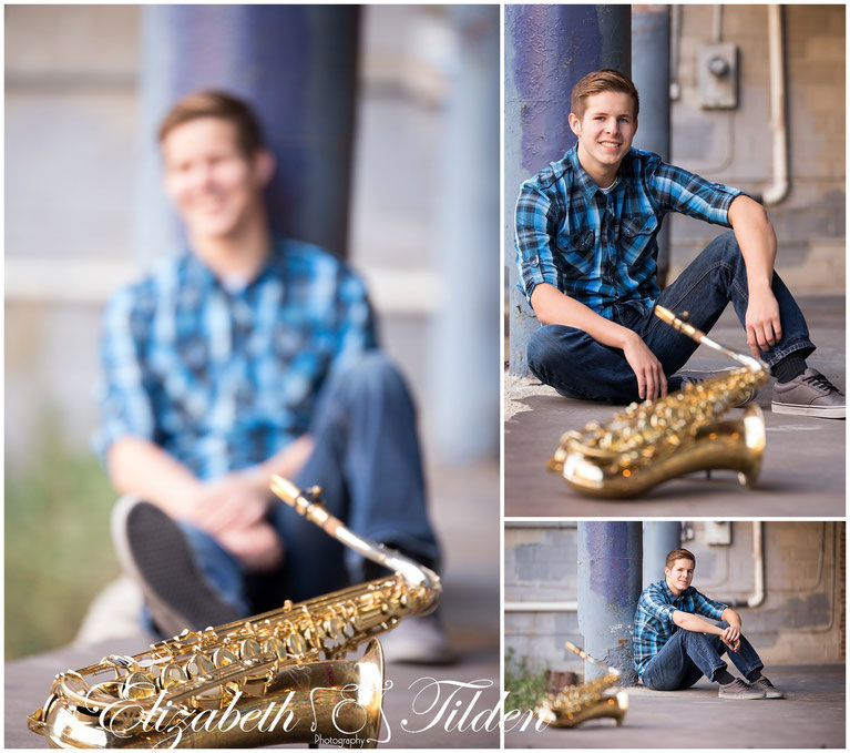kansas city senior, tenor sax, vans