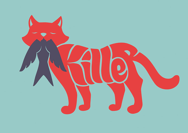 Illubelle - Julia Kerschbaumer - Killer Cat
