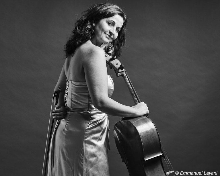 Juliana Laska, violoncelliste, classique, volver events