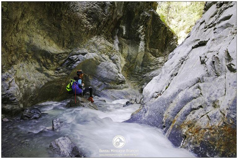 canyon plampinet acles clarée