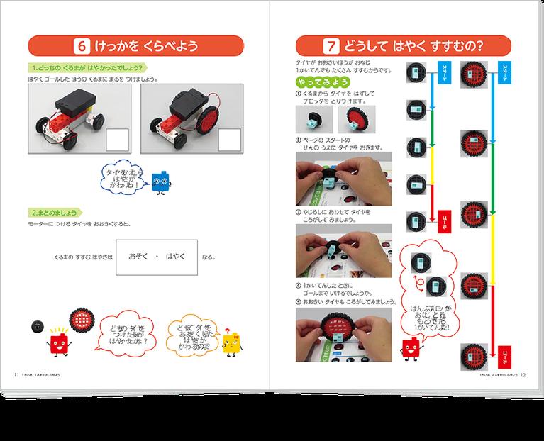 ロボット用テキスト|福井市エールICTアカデミー