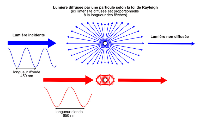 Diffusion Rayleigh