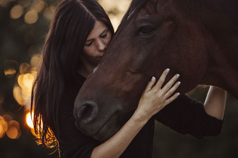 professionelle Pferdefotografin Monika Bogner