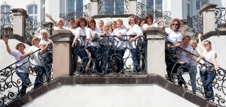 Da Capo - der Chor - unsere Sopranistinnen