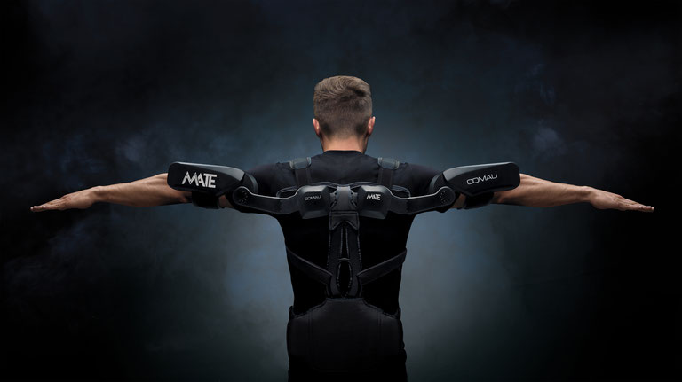 COMAU MATE (Muscular Aiding Tech Exoskeleton)