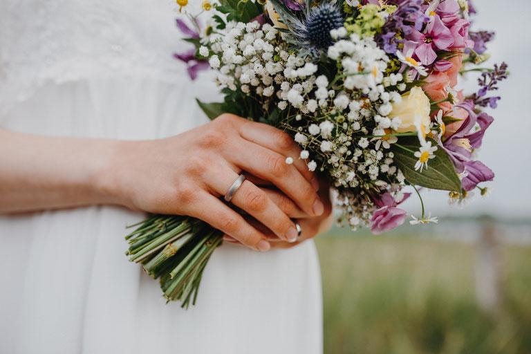 Heiraten an der Nordsee - Hochzeitsfotograf