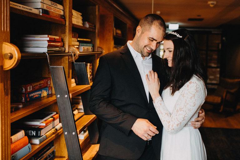 Emotionale und Authentische Hochzeitsfotografie mit Fotograf Alexander Zachen