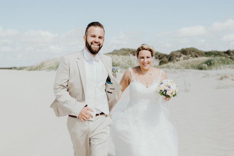 Heiraten in Sankt Peter Ording, Hochzeitsfotograf in Husum.