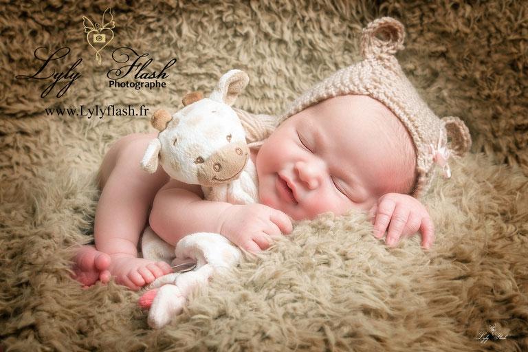 Photographe naissance var