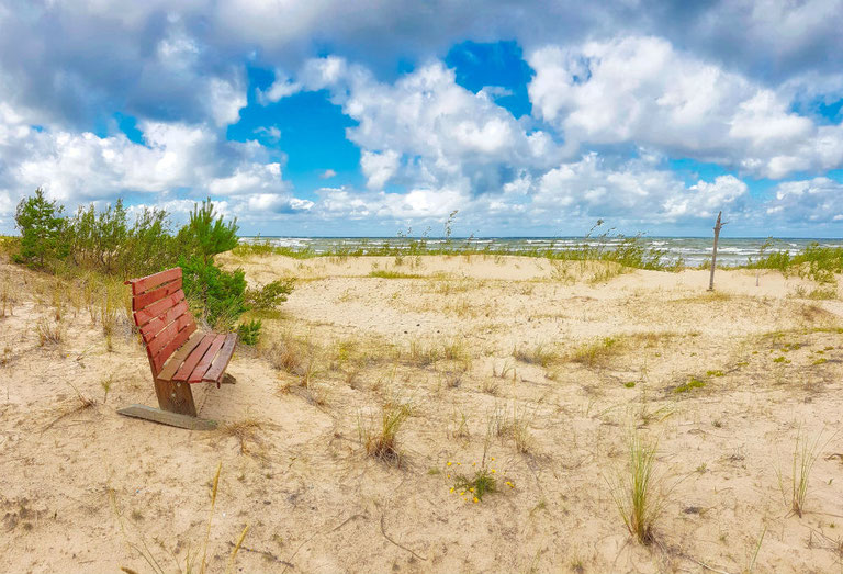 Long distance hiking trail _ The Baltic Sea Path _ ESCAPERIES