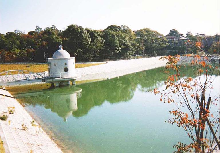 西宮市 ニテコ池