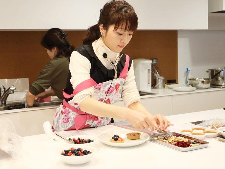 新宿区 高田馬場 にある 料理教室 エムズレッスン