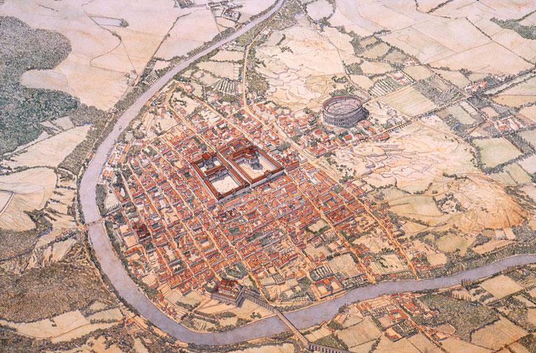 150 - Vesunna au IIème siècle (Galvin 1998)