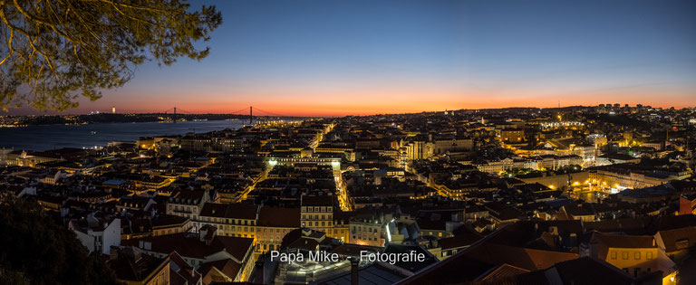 Algarve&Lissabon Panoramen