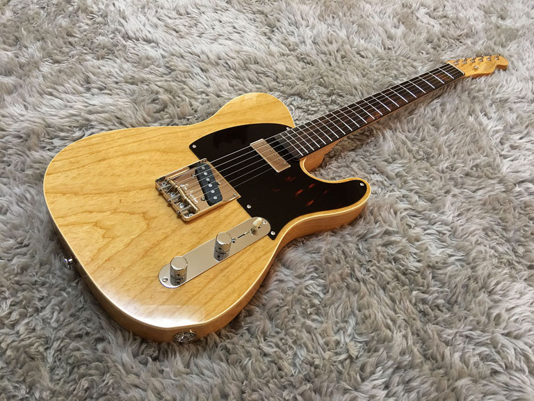 Y.O.S. Telecaster Type Custom Order Guitar