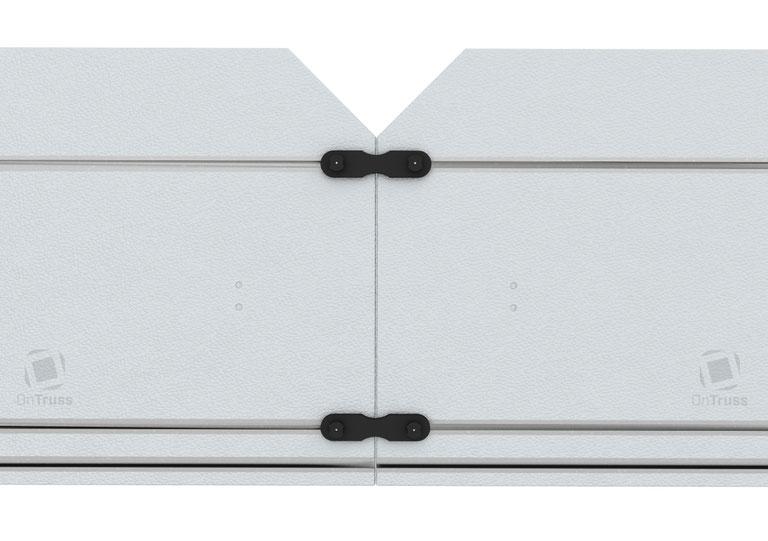 OnTruss EventBoard BoardBinder | Verbinder-Baustein in EventBoard Straight S050 / S100 / S200 zur Sicherung zweier gerader Platten