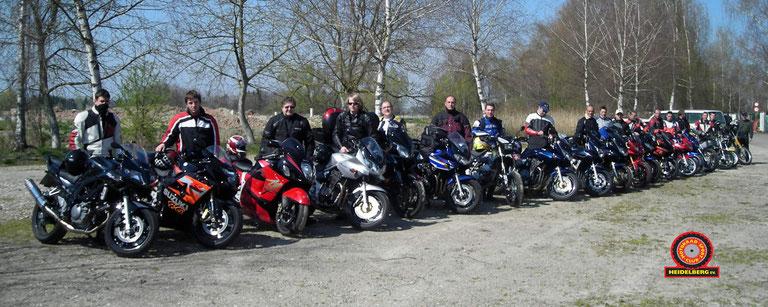 Gruppenfoto von 2007
