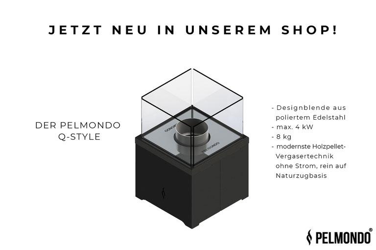 Pelmondo Q Style Pellets Feuermöbel Schreinerei Jertz