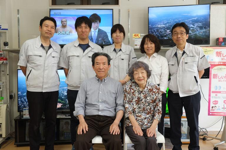 京都で天井カセット型1方向、2方向などのハウジングエアコンの据え付け工事、修理、点検は、でんきの大京におまかせください。