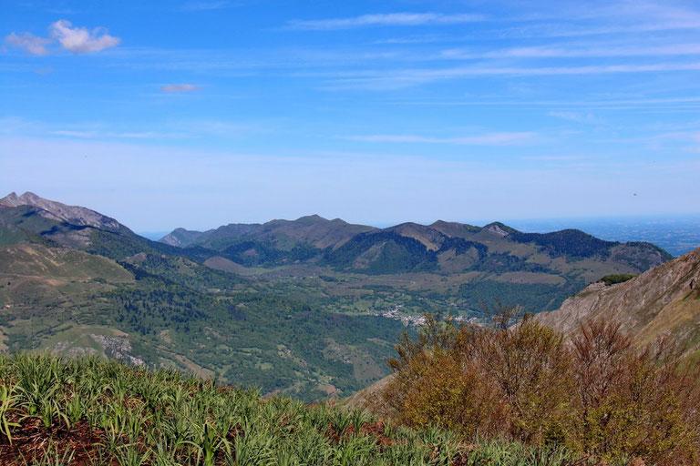 Le Plateau du Benou.