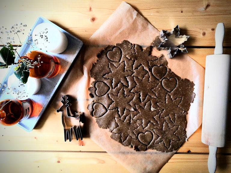 Von Lebkuchen Vegan Glutenfrei Und Langen Pausen Kuchen Und