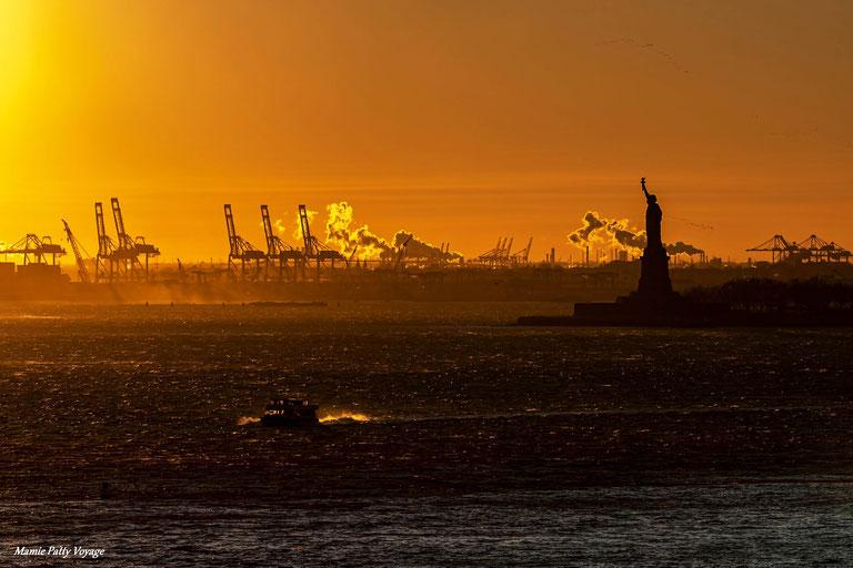 Baie de New York