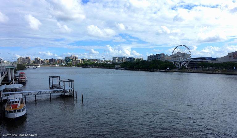 Brisbane River, Australie