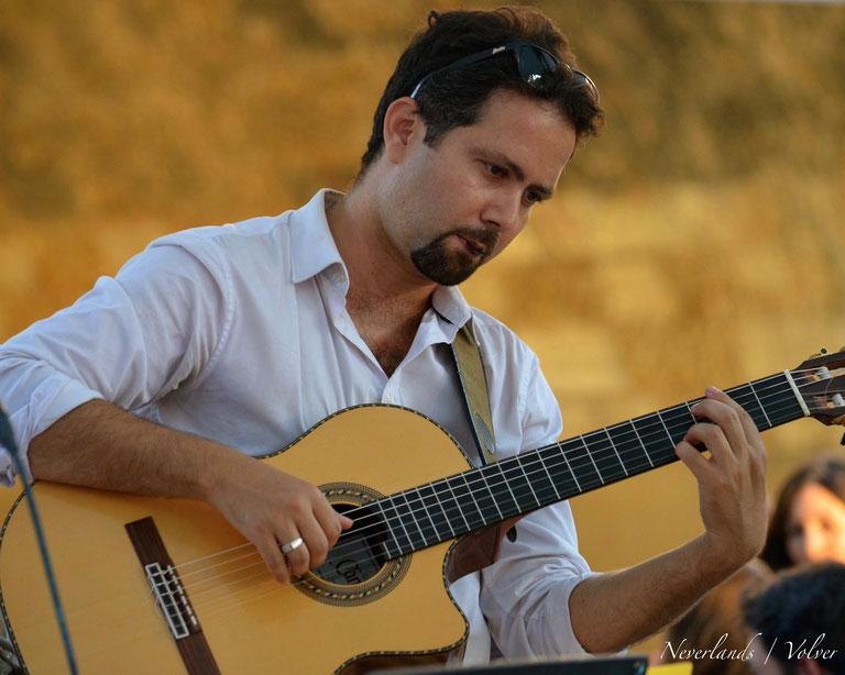 Yoan Fernandez, guitariste, amérique du sud, volver events