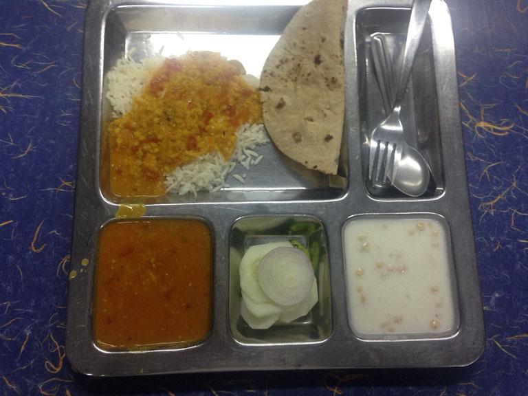 Abendessen am Montag