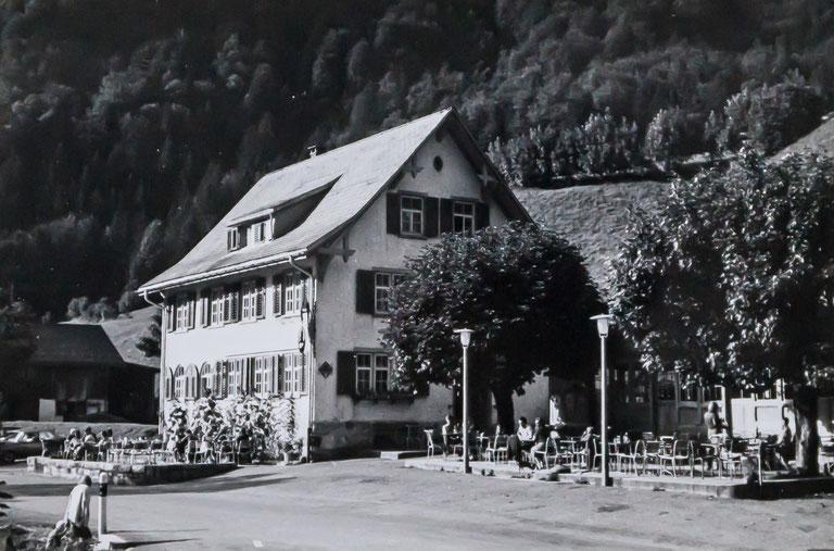 Der formschöne alte Rhodannenberg                                              Foto: Jakob Kubli