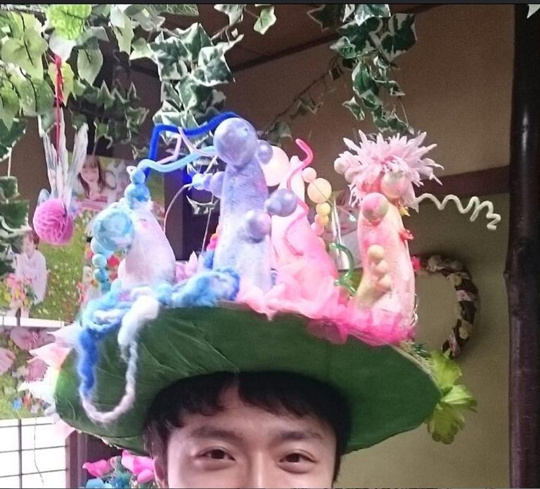 コスプレ 帽子