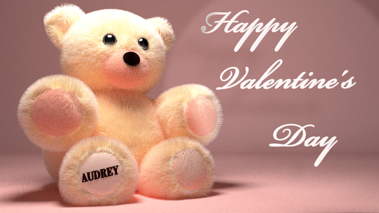 Audrey Brautmode Valentine's Day Advertisement